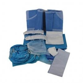 Dental Surgical Drape Pack