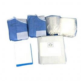 Angiography Drape Pack
