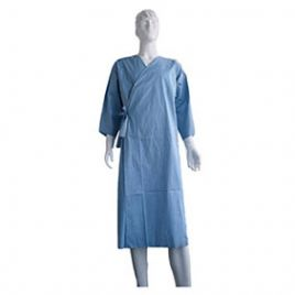 Biodegradable Disposable Patient Gown