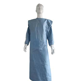 Biodegradable Disposable Hospital Gown