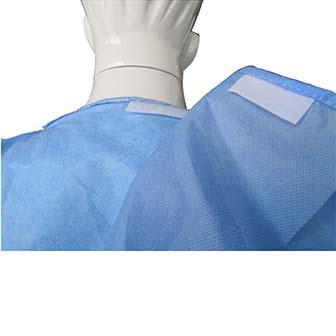 Tri-Anti-Effects Surgical Gown